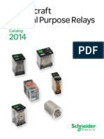 RELAYS SCHNEIDER ELECTRIC