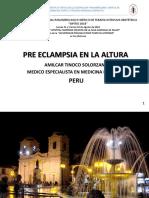 2018 Pe Altura Bolivia