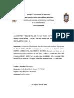 Pseudo Codigo y Diagrama de Flujo Digitos - Duilio Lobo v3796443 Ing Mecanica Nocturno