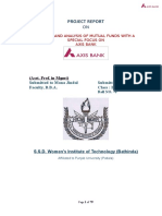 A Study and Analysis of Mutual Funds With a Special Focus on Axis Bank. (1)