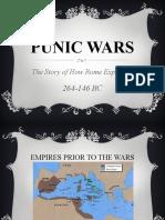 1st 2nd & 3rd Punic Wars