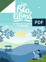 Programa Un Rio de Libros 2019