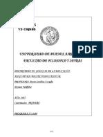Programa Politica Educacional 1 2017 Prof- Nosiglia -Feldfeber