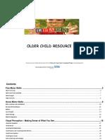 older-child-resource-pack
