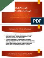 3.- Urgencias Hematologicas (1)