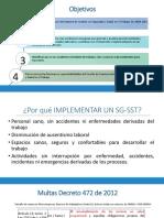 Inducción SGSST