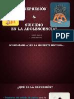 DEPRESIÓN Y SUICIDIO EN LA ADOLESCENCIA