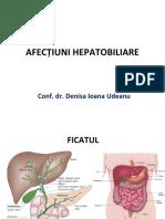 Curs Hepatic IV 2018 PDF