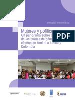 Undp Co MujeresPolíticaAmerLat2015 2016