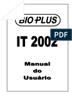Manual termobloco bioplus