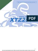 2DD-F8199-S0 XTZ250Z Propietario (Tenere)