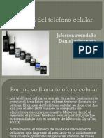 Historia del teléfono celular.pptx