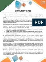 Caso 2 - Circulos Dorados (Video Ejemplo Apple)