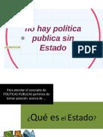 Estados y Politicas Publicas