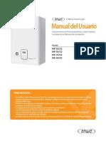 Manual Uso e Instalacion caldera anwo