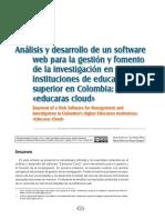 Dialnet-AnalisisYDesarrolloDeUnSoftwareWebParaLaGestionYFo-5165160