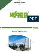 Módulo 4 – WAGO IO Check