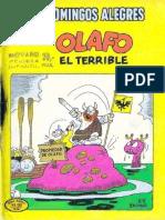 Domingos Alegres 1279 - Olafo El Terrible