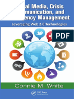 (2011) Connie White - Social Media, Crisis Communication and Emergency Management_ Leveraging Web 2.0 Technologies-CRC