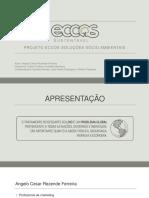 Angelo Cesar Resende Ferreira – Diretor da empresa AB Criação Mídias