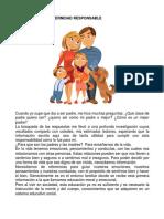 Texto Los Estilos Parentales 2019