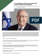 De La Hiperinflación Al Crecimiento Sostenido_ Los Secretos de La Economía Israelí Contados Por Un Argentino - Infobae