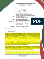Informe 558 Orden de Cambio 7 Modificado