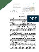 Agustin Lara Granada Arrangement by Jorge Morel_compressed