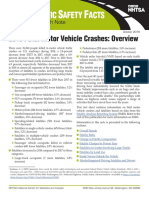 2018 Fatal Motor Vehicle Crashes Overview