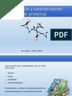 Purificcion de proteinas