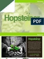 HOPSTEINER - Mercado de Lupulo - Resultados, Estadisticas y Tendencias