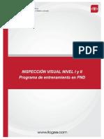 Inspección Visual Nivel I y II