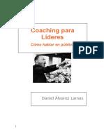 CoachingLideres Hablar Publico Daniel Alvarez