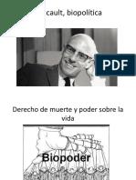 Agamben Foucault
