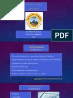 1 La Historia Clinica 2019- Endocrino