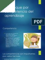 03.Aprendizaje - Enfoque Por Competencia.pptx