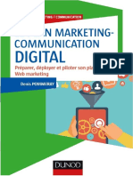 Le Plan Marketring-communication Digital