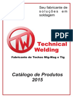 Catalogo_completo TECHNICAL WELDING