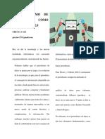 El Periodismo de Datos Como Tecnología 2