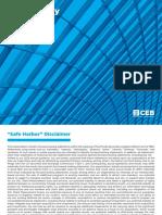 CEB June 2015 Investor Day Presentation