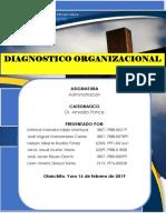 Informe Administracion Granja Avicola El Dorado