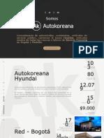 Autokoreana Hyundai 2019