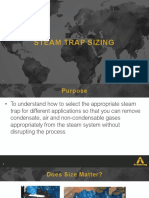 Armstrong - Steam Trap Sizing