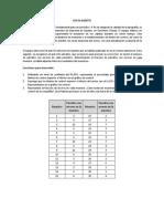 CEP en Gazette - Diagrama p