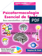 Sthal Psicofarmacologia Español 4ta Edicion