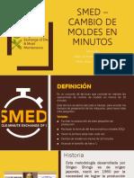 SMED – Cambio de moldes en minutos.pptx