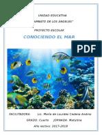 2017 2 Proyecto Conociendo El Mar Cuarto Matutino Aprobado
