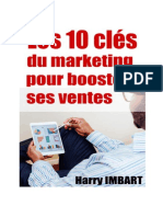 Les 10 clés marketing