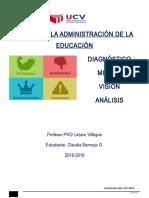 Teoría de La Administración Educativa Tarea