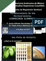 Cervecería Elemental Tramitologia 5.0